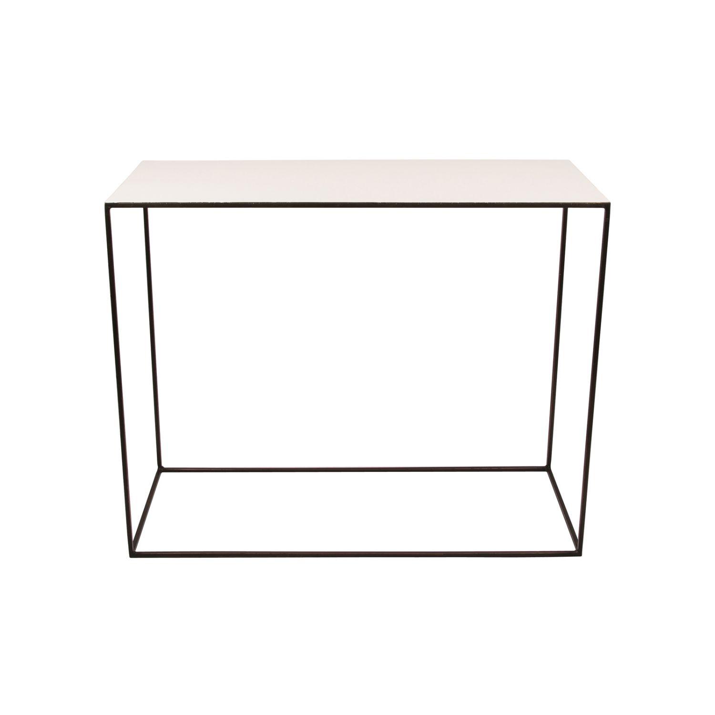 Tisch Freja EisenEmaille  Das Glashaus