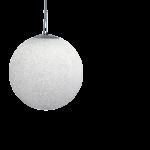 """Designleuchte """"Diamond"""" Pendel 50 cm 1"""