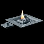 Feuerstelle QUADO, Tischeinsatz  1