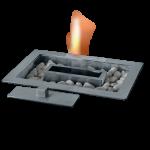 Feuerstelle RECTA, Tischeinsatz  1