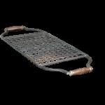 """Grillrost """"PUNJAB"""", gewachst 106 x 28 cm 1"""