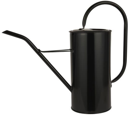 IBlaursen Gießkanne schwarz 2,7l