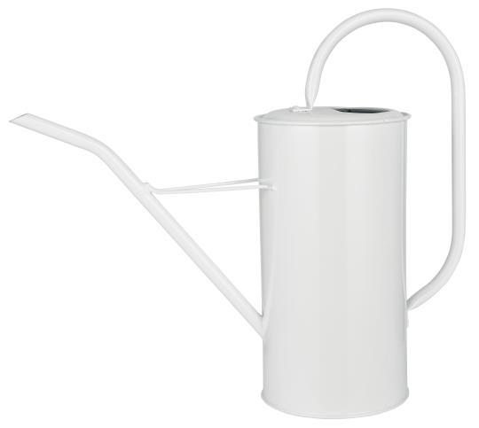 IBlaursen Gießkanne weiß 2,7l