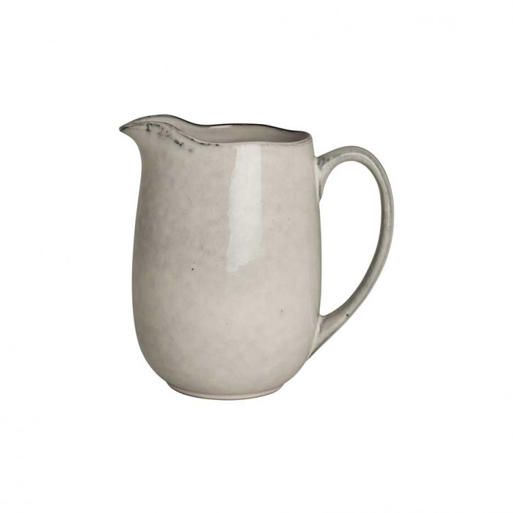 "Große Milchkanne ""Nordic Sand"""