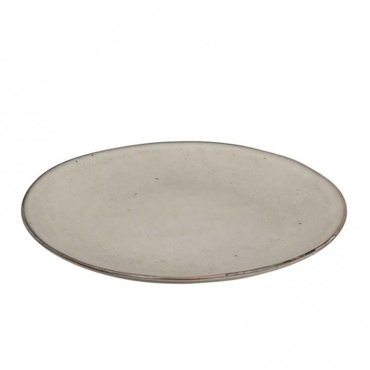 "Mittagsteller ""Nordic Sand"" 26 cm"