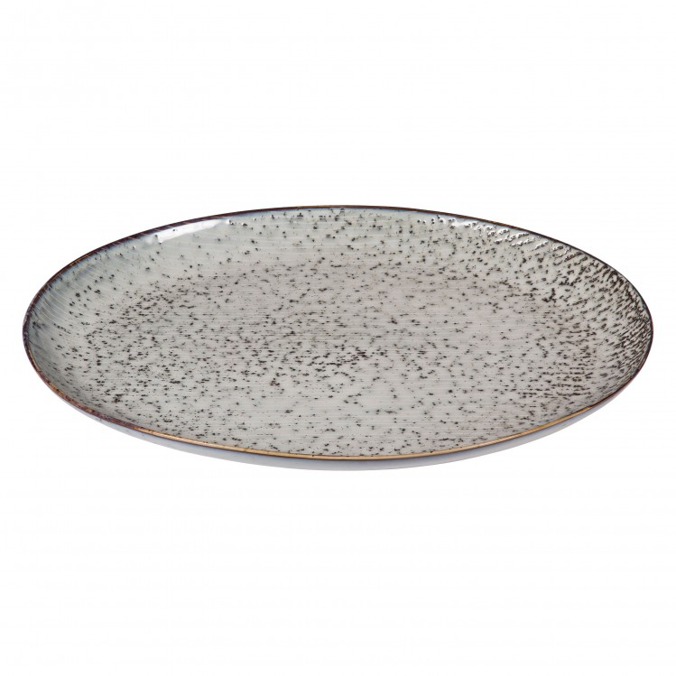 "Platte oval ""Nordic Sea"""