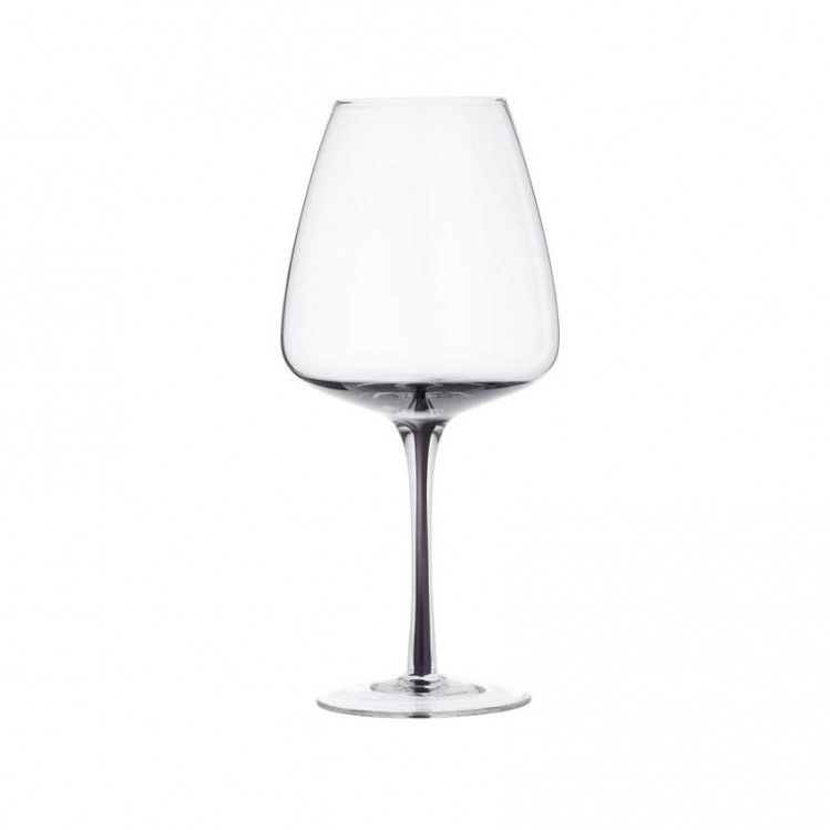 """Rotweinglas """"Smoke"""" Glas"""