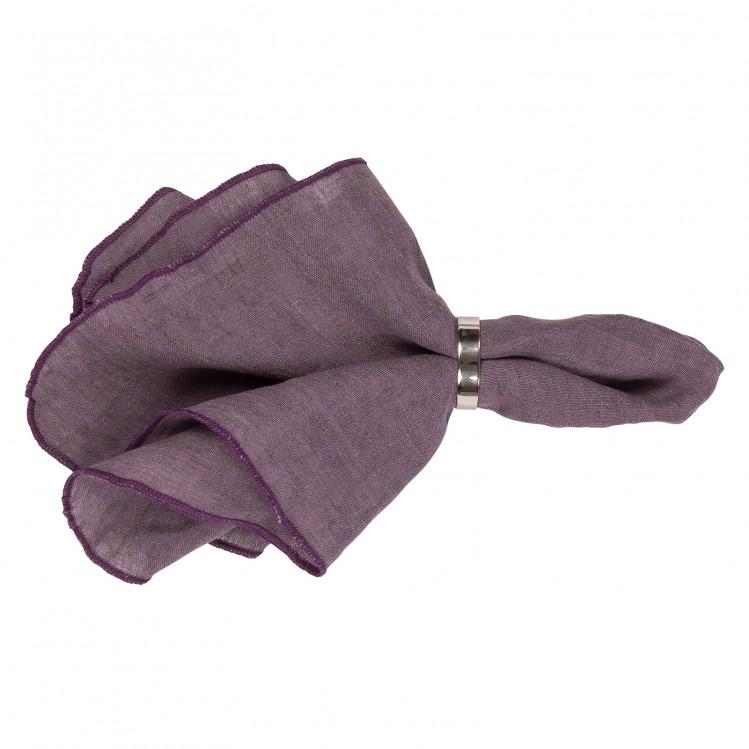 """Serviette """"Gracie"""" traube/violett"""