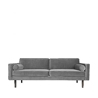 Sofa 'Wind' Broste Copenhagen drizzle /grau