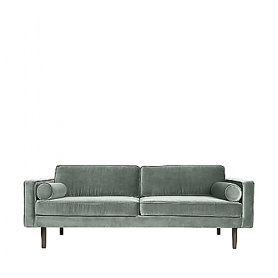 Sofa 'Wind' Broste Copenhagen chinois green