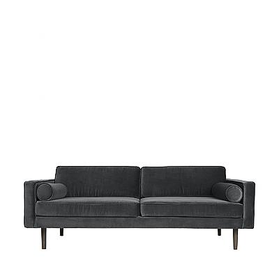 Sofa 'Wind' Broste Copenhagen magnet /dunkel