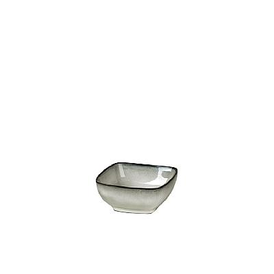 """viereckige Schale """"Nordic Sand"""" 8 x 4 cm"""