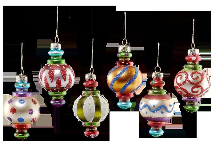 Weihnachtsschmuck harlekin orientalisch bunt das glashaus for Drescher baumschmuck