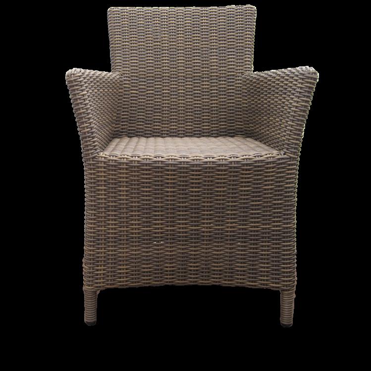 Kunststoff-Stuhl Fidel