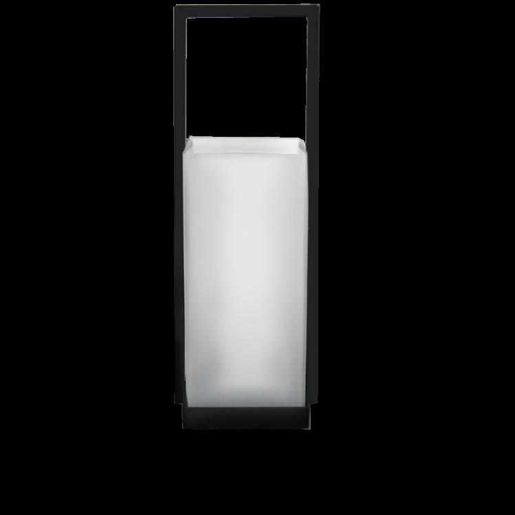 Windlicht DONNA mit Glas