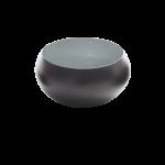 Metallschale VIM schwarz/grau  2