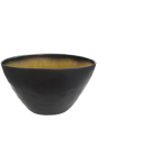 """Schale """"Pure"""" oval,  Keramik geflammt  2"""