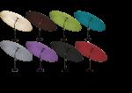 Shanghai - Sonnenschirm in div. Farben  2