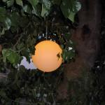 "Designleuchte ""Snowball sunshine"" 20 cm 2"