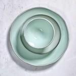 """Dessertteller """"Aqua"""" 22 cm  3"""