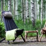 """Tisch """"Lilly"""" in verschiedenen Holzarten Lärche natur 3"""