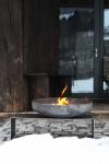 "Feuerschale ""Feuer & Flamme""  3"