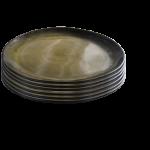 "runder Teller ""Pure""  Ø20,5cm  3"