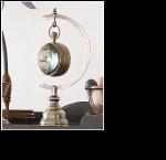 Ständer für Taschenuhren bronziert  3