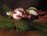 """Weihnachtsschmuck """"Harlekin"""", orientalisch-bunt  3"""